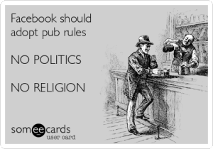 facebook-pub-rules-no-politics-no-religion