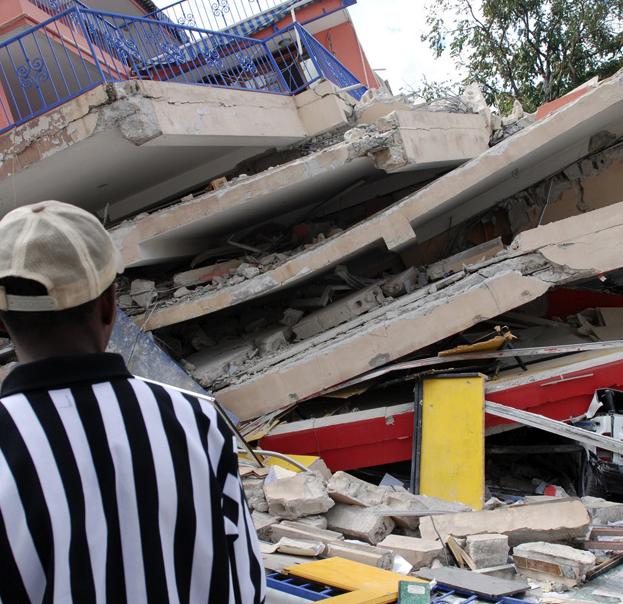 Haiti: looking ahead to reconstruction