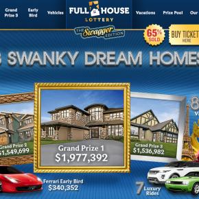 full house edmonton lottery home